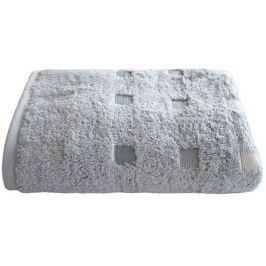 Framsohn osuška Quattro 80 x 160 cm šedá