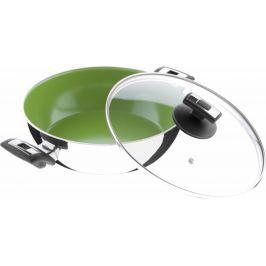 Kolimax Cerammax Pro Comfort pánev 26 cm s úchyty, zelená