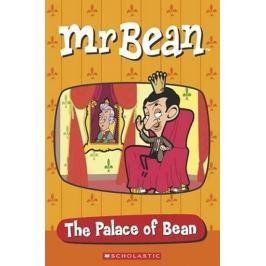 kolektiv autorů: Popcorn ELT Readers 3: Mr Bean: The Palace of Bean with CD