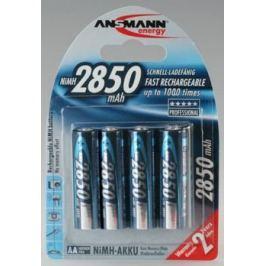 Ansmann 4x AA Ni-MH akumulátor 2850 mAh