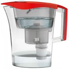 Laica Filtrační konvice PREDATOR pro redukci bakterií ve vodě, červená
