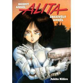 Kiširo Jukito: Bojový anděl Alita 1 - Zrezivělý anděl