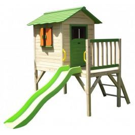 TRIGANO Domek dřevěný MILAP na chůdách