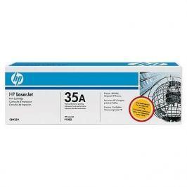 HP toner černý (CB435A)