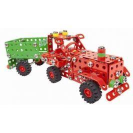 Alexander Malý konstruktér - FARMER Traktor s přívěsem (Zemědělské stroje)