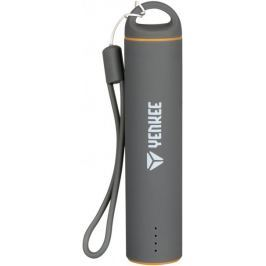 Yenkee Power Bank 2200 mAh (YPB 0122GY)