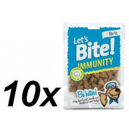 Brit Lets Bite Immunity 10x150 g