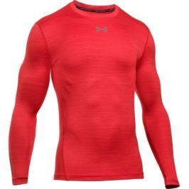 Under Armour CG Armour Twist Crew Red Graphite L