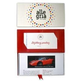 Poukaz Allegria - řízení vozu Ford Mustang