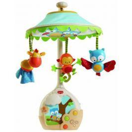 Tiny Love Hudební kolotoč s lampičkou a projekcí na strop