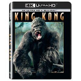 King Kong  (2 disky) - Blu-ray + 4K ULTRA HD