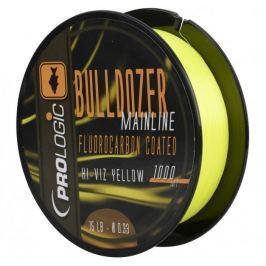 ProLogic Vlasec Bulldozer FC Coated Mono Fluo Yellow 1000 m 0,40 mm, 20 lb