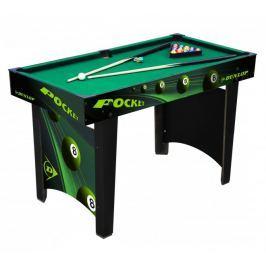 Dunlop Kulečníkový stůl 121x60x76 cm
