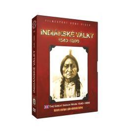 Indiánské války 1540 - 1890 (3DVD)   - DVD
