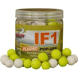 Starbaits Plovoucí boilie Concept Fluo pop up IF1 80 g, 10 mm