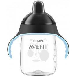 Avent Hrneček pro první doušky Premium 340 ml, černá