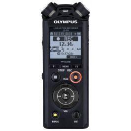 Olympus LS-P4, černá