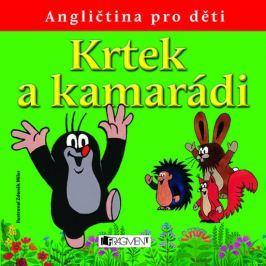 Miler Zdeněk: Krtek a kamarádi – Angličtina pro děti