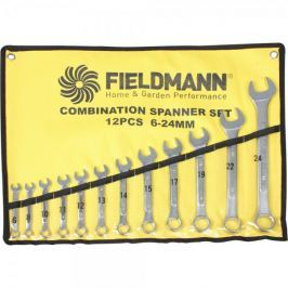 Fieldmann Sada 12ks klíčů s očkostranou FDN 1010
