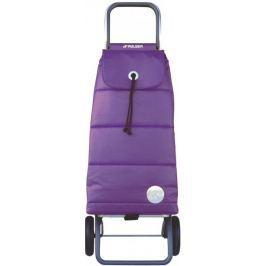 Rolser Nákupní taška na kolečkách Pack Polar Logic RG, tmavě fialová