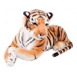 Lamps Tygr hnědý velký plyš