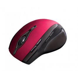 C-Tech bezdrátová myš, červená (WLM-11R)