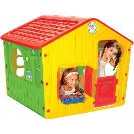 Buddy Toys Domeček VILLAGE červený