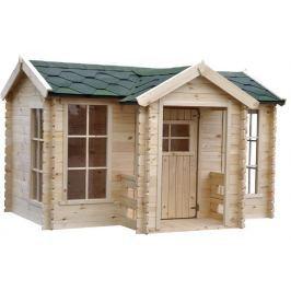 CUBS Dětský dřevěný domek Villa