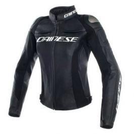 Dainese bunda dámská RACING 3 LADY vel.40 černá, kůže