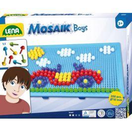 LENA Mozaika velká pro kluky