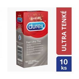 Durex Kondomy Feel Ultra Thin (Varianta 10 ks)