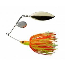 GUNKI Třpytka Spinnaker Orange Fluo Yellow 14 g