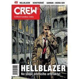 Crew2 - Comicsový magazín 49/2015