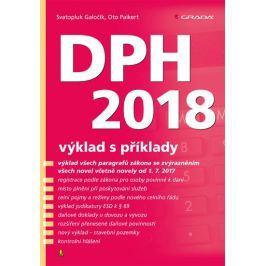 Galočík Svatopluk, Paikert Oto,: DPH 2018 - výklad s příklady