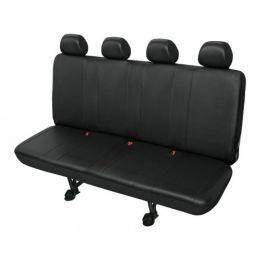 KEGEL Potah na sedadla pro dodávkové vozy DV4 XXL PRACTICAL (4sedačka), barva černá
