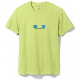 Oakley Square Me Tee Neon Yellow S