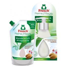 Frosch EKO DUO tekuté mýdlo + náplň Mandle