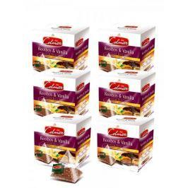 Celmar Rooibos&Vanilla čaj, 20 pyramidových sáčků. 6 balení