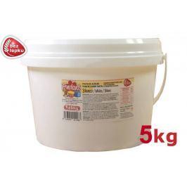 Kelmy Potahovací hmota 5 Kg bílá