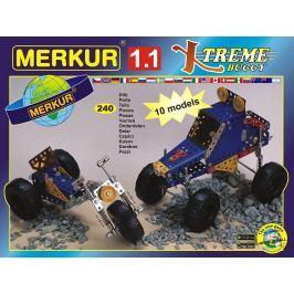 Merkur Stavebnice 1.1 10 modelů 240ks