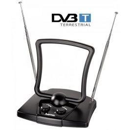 Hama Aktivní pokojová anténa VHF/UHF/FM, 44dB - II. jakost