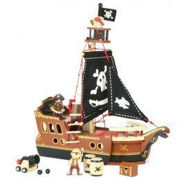 Vilac Pirátská loď