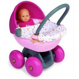 Smoby Baby NurseKočárek hluboký pro panenky