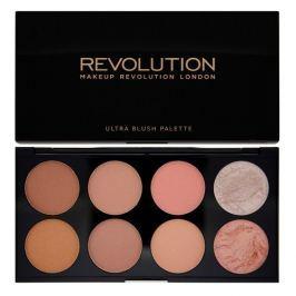 Makeup Revolution Paletka tvářenek (Ultra Blush and Contour) (Odstín Golden Sugar)