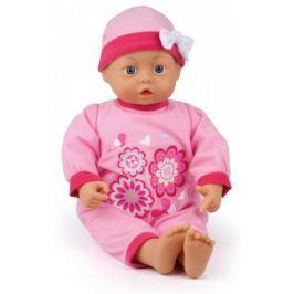 Bayer Design First Words Baby panenka světle růžová, 38 cm