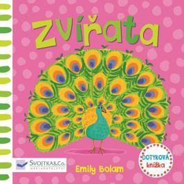 Bolamová Emily: Zvířata - Dotyková knížka