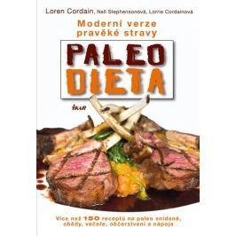 Cordain Loren, Stephensonová Nell, Corda: Paleo dieta - Moderní verze pravěké stravy