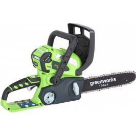 Greenworks Řetězová pila s aku motorem 40 V (G40CS30)