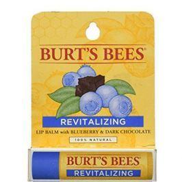 Burt's Bees Posilující balzám na rty s borůvkou a čokoládou (Revitalizing Blueberry & Dark Chocolate Lip Balm) 4