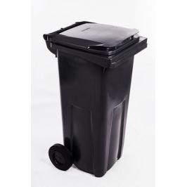 J.A.D. TOOLS popelnice černá (tmavě šedá) plastová 240 l
